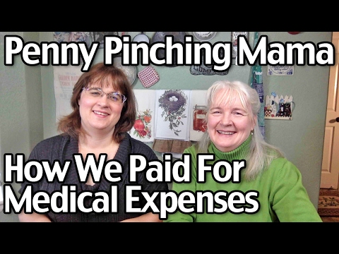 Penny Pinching Mama: How We Paid For Medical Expenses