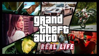 GTA Real Life mit Moji, Mrs Bella, Justin uvm. | Daniel Abt