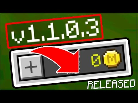 NEW Minecraft PE UPDATE 1.1 Beta 3 RELEASED!! Minecraft PE Coins, Marketplace (MCPE 1.1 Coin Update)