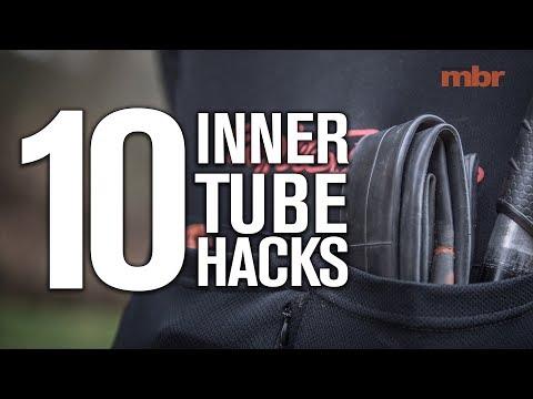 10 Inner Tube Hacks | Mountain Bike Rider