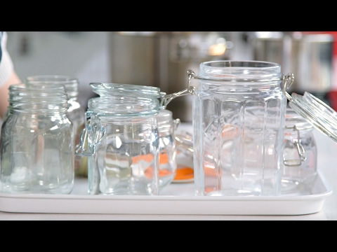 How to sterilise jars - BBC Good Food