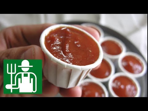 Ketchup | No Sugar Ketchup | Easy Keto Sauce | Low Carb