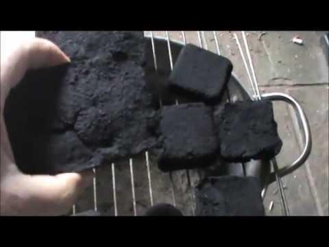 DIY charcoal briquettes. Part 1 of 5