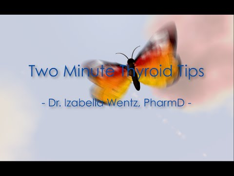 Two Minute Thyroid Tips - Acid Reflux and Hashimoto's