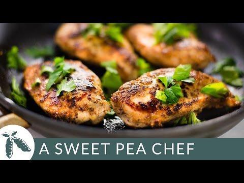 Honey Mustard Chicken Marinade | A Sweet Pea Chef