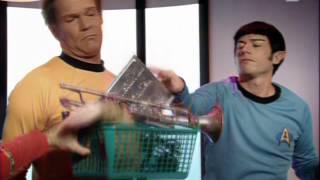 Bullyparade: Unser (T)Raumschiff - Beamen will gelernt sein + Outtakes (Traumschiff)
