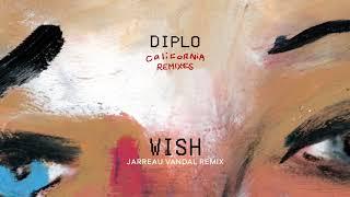 Diplo - Wish (feat. Trippie Redd) [Jarreau Vandal Remix] {Official Audio}