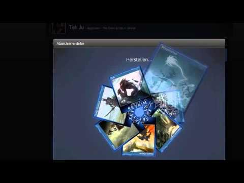 ➔ The Elder Scrolls V - Skyrim | Trading Cards | LVL1