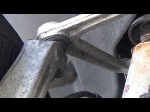 Upper Ball Joint Testing on Dodge Ram 1500