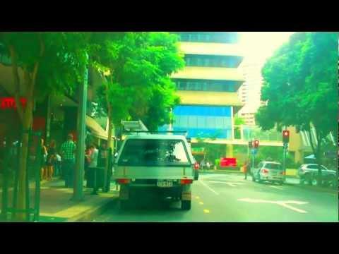 Brisbane - Sushi restaurant - Felix St., Brisbane Australia