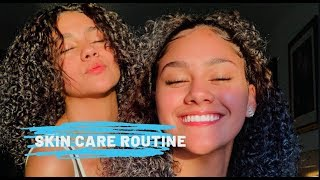 Skin Care Routine | Updated | Montes Twins|