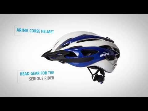 Professional Cycling Helmet - By Arina