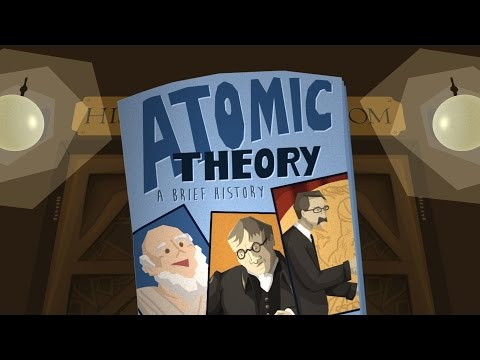 The 2,400-year search for the atom - Theresa Doud
