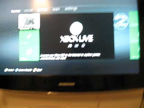 How To sign in to youre xbox 360 without an email and password