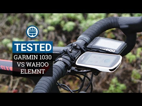 Garmin 1030 Vs. Wahoo ELEMNT - Which Is Best For Navigating Long Rides?