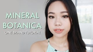 Mineral Botanica One Brand Tutorial & Review