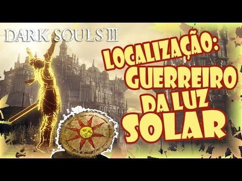 DARK SOULS 3 - CONVENANTE GUERREIRO DA LUZ SOLAR DOURADÃO(1080P HD)