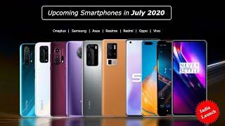Upcoming Smartphones in July 2020 | List of Upcoming smartphones in India