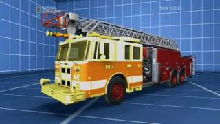 National Geographic Megafactories   Fire Truck