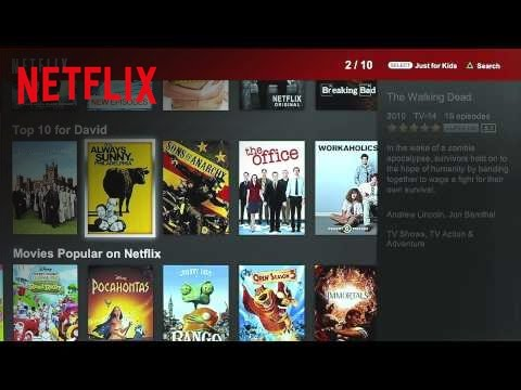 Netflix Quick Guide: Getting Started On Your PS3 | Netflix