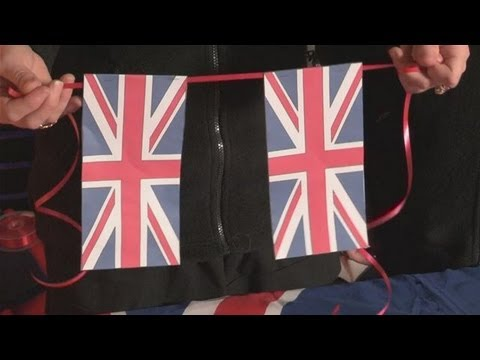 How To Make Your Own Bunting Flag