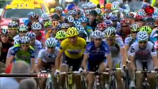 Tour De France (2010) Stage 2 Highlights And Final Kilometres