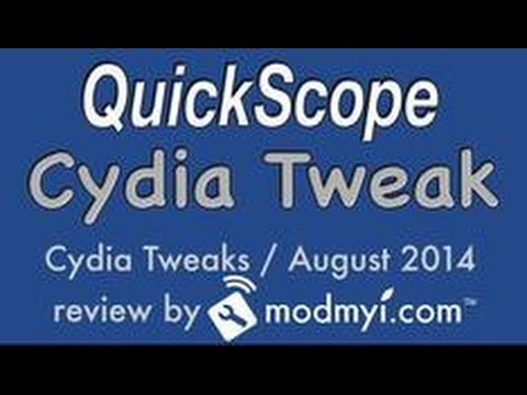 QuickScope-iOS7-Spotlight Search UPGRADED