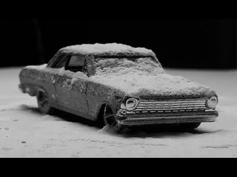 How To Paint Hot Wheels Car at Home 63 Chevy 2 (Very Easy and Simple DIY)