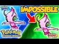 OMG ! 2 CELEBI SHINY PAR ECHANGES MIRACLES ! IMPOSSIBLE - POKEMON SOLEIL ET LUNE