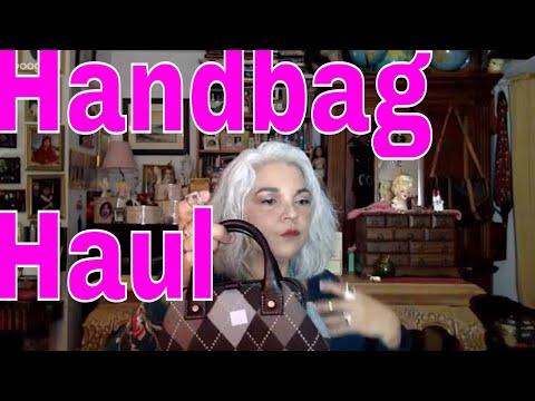 Handbag Haul Re-Selling Handbags On Poshmark & Ebay Is Lucrative.