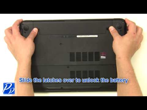 Dell Inspiron 15 (3521 / 5521) Optical Drive Replacement Video Tutorial