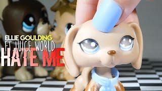 Hate me|Ellie Goulding ft.Juice world|Lps smv