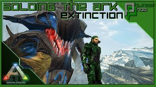 GACHA BREEDING FOR THE RAREST RESOURCE! Soloing the Ark