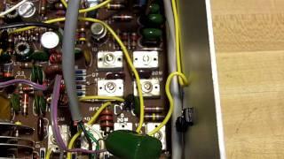 Heathkit HW-8 Ham Radio Modification - Hear Weak Signals Better (by WDØAKX)