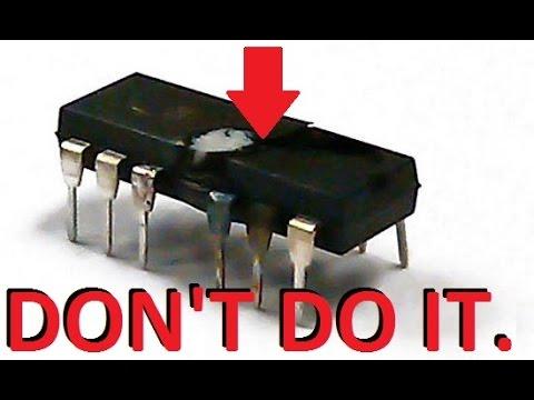 How NOT to Build an H-Bridge Motor Controller
