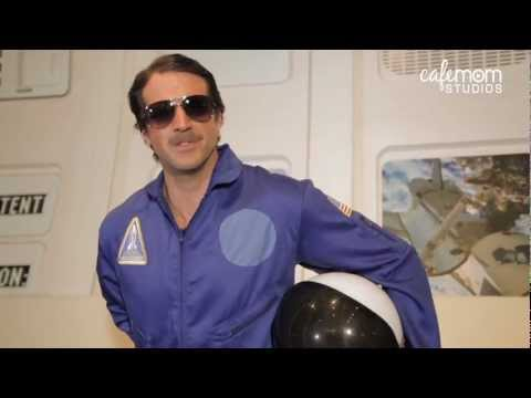 How Do Astronauts Shower & Go Potty  in Space?  --  Your Kid Asked What?!? Episode 1