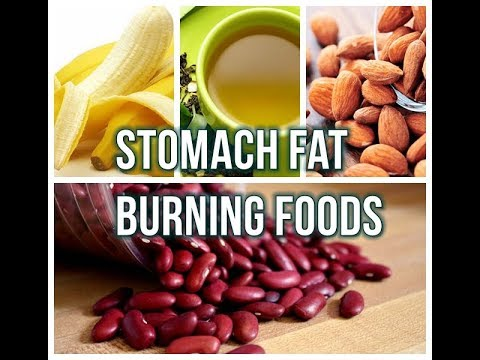 Top 14 Stomach Fat Burning Foods For Women