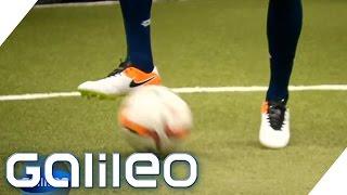 Was Sind Die 5 Wichtigsten Dinge Eines Fußballprofis?   Galileo Lunch Break
