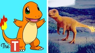 30 Pokémon Characters In Real Life