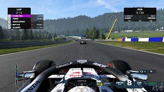 F1 2021 - Red Bull Honda Special Livery - Gameplay (PS5 UHD) [4K60FPS]
