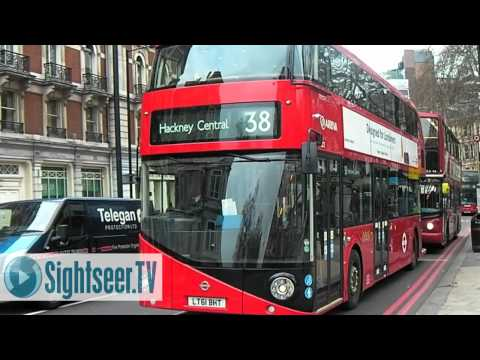 New Routemaster bus - The Boris Bus hits the streets of London