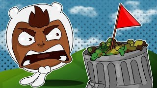 PIECE OF GARBAGE! - Golf It Funny Moments