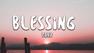 Tobu, Bonalt & Hadi - Blessing ft. Tom Mårtensson (Lyrics)