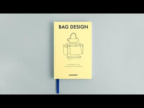 Bag Design Book by Fashionary