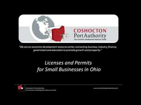 Licenses and Permits for Small Businesses in Ohio