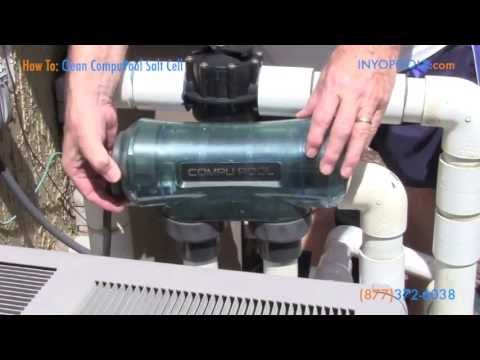 How To: Clean a Compupool Salt Generator Cell
