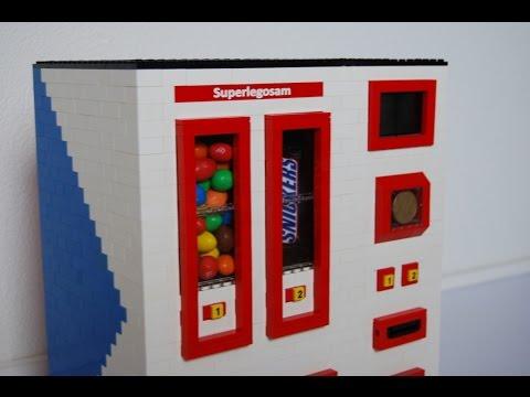 Instructions Lego Mindstorms Candy Machine V5 Lego Candy Machine