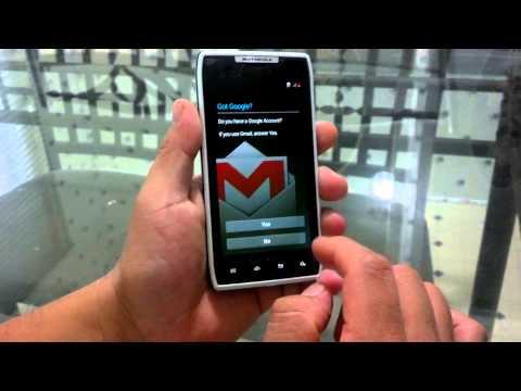 How to bypass Motorola droid RAZR XT912