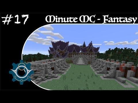 Minute Minecraft - Time Lapse - Fantasy Village - Ep.17