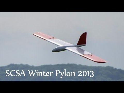 SCSA Winter Pylon Race 2013